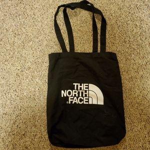 debco The North Face Black Tote Bag.